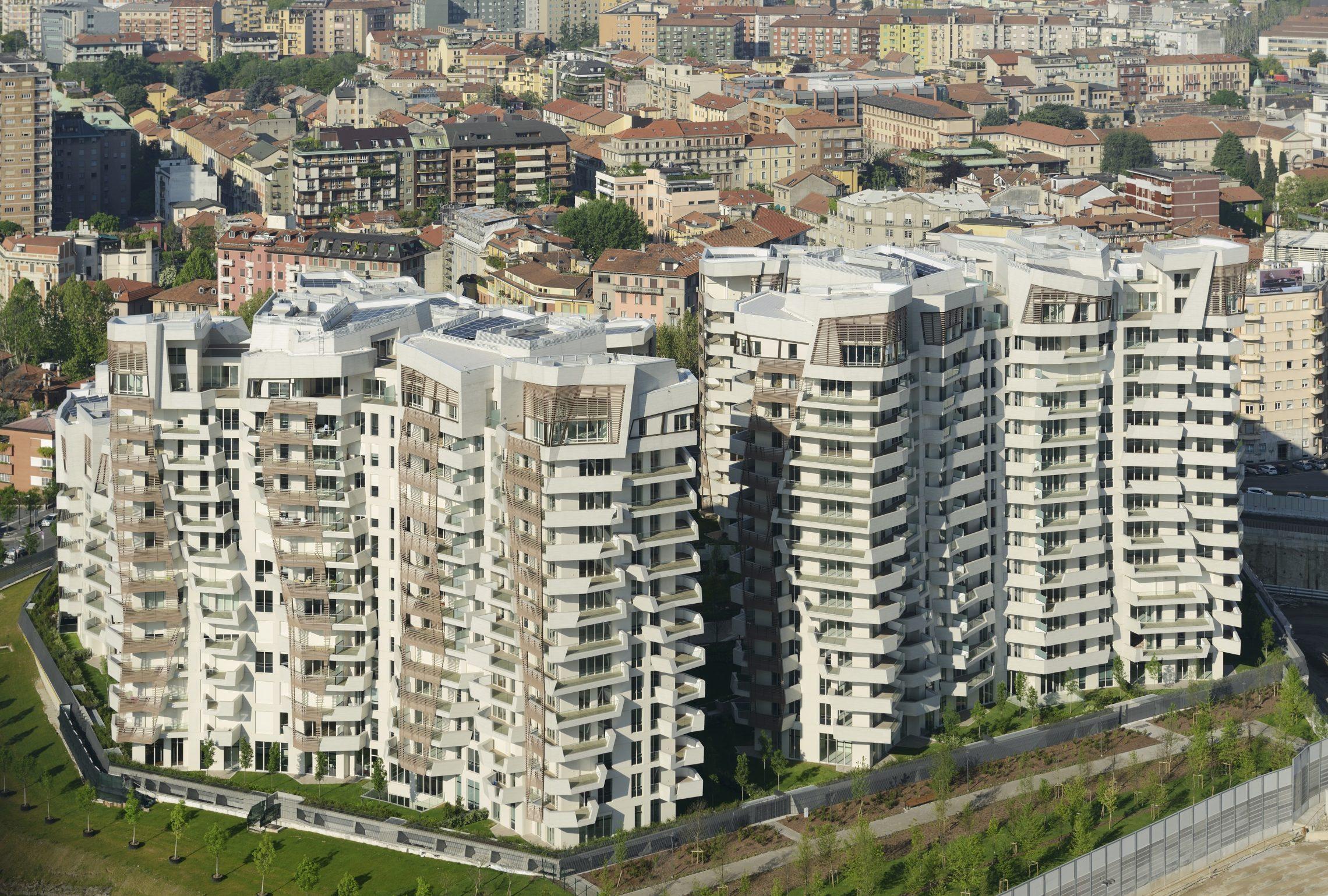 citylife masterplan libeskind