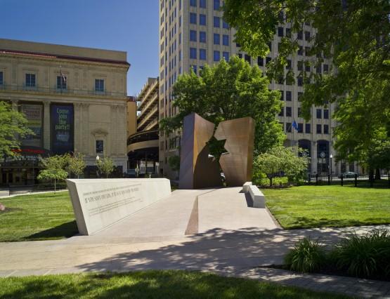Ohio Statehouse Holocaust Memorial
