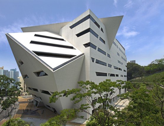 The Run Run Shaw Creative Media Centre