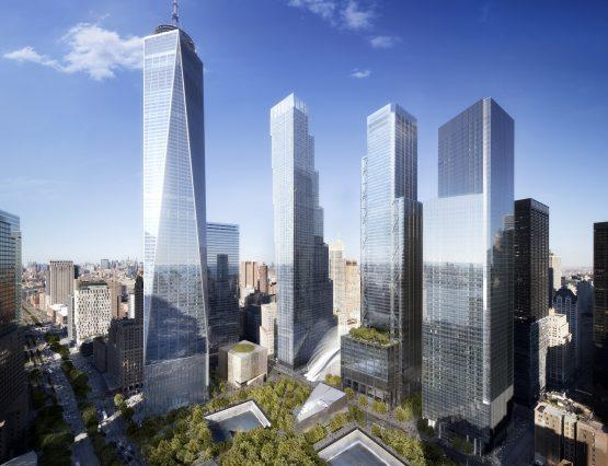 World Trade Center Master Plan