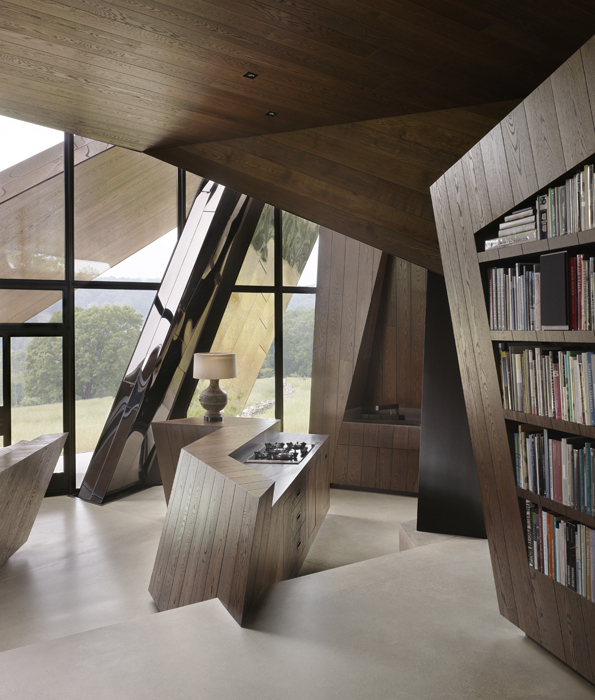 Deconstructivism Furniture Interior Design ~ Libeskind