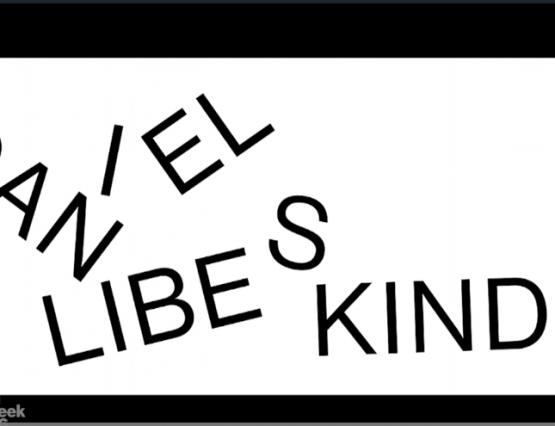 Bloomberg Businessweek Design 2016 : Daniel Libeskind