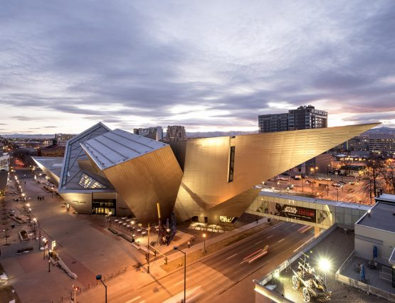 Extension to the Denver Art Museum, Frederic C. Hamilton Building