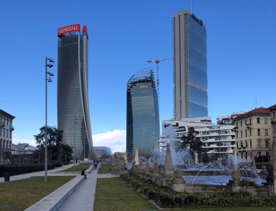 CityLife, PwC Tower