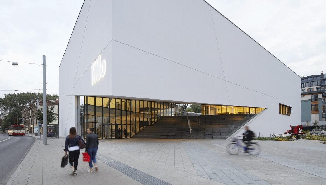 Mo Modern Art Museum Libeskind
