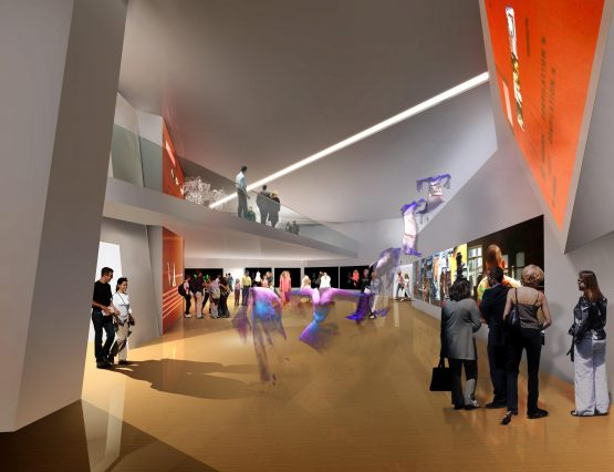 V&A Museum Extension competition