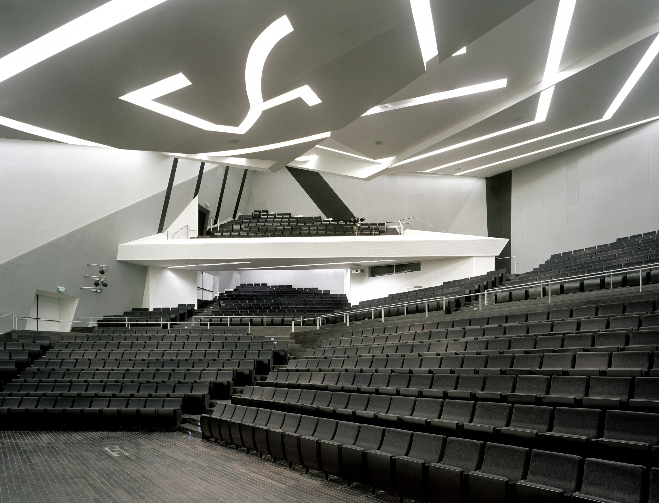 The Wohl Centre Libeskind