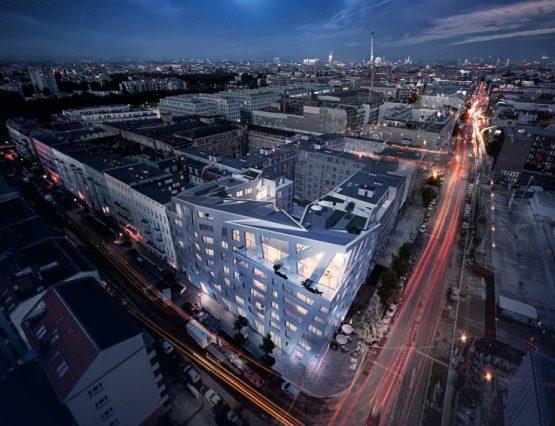 Daniel Libeskind / Berlin ein soziales Wohnbauprojekt