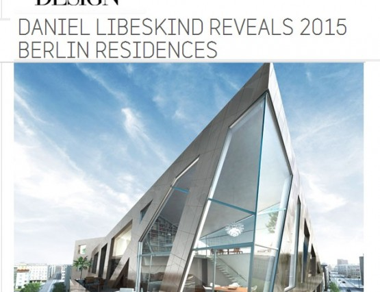Daniel Libeskind Reveals Berlin Residential Building   People   Interior Design (1)
