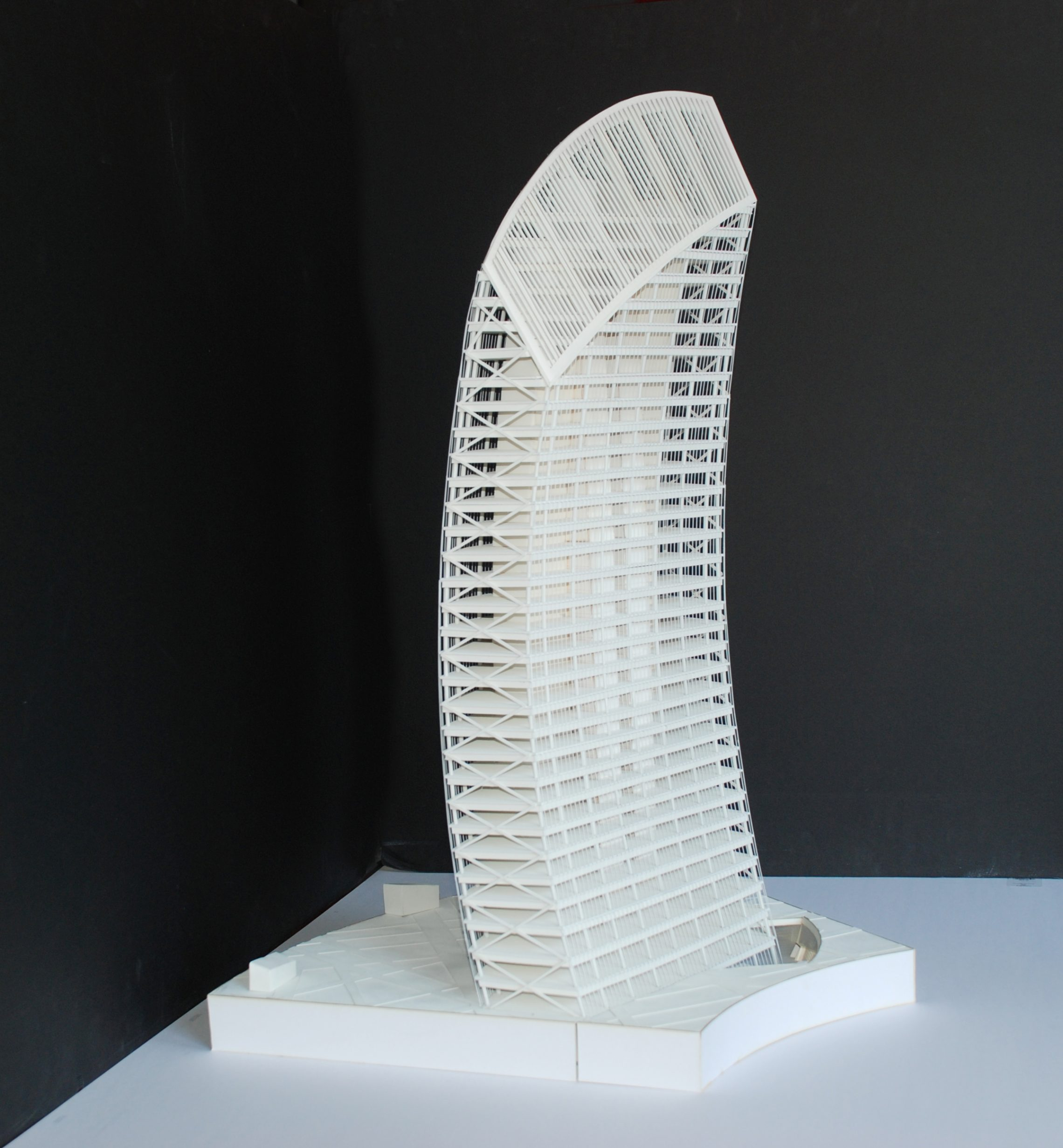 Citylife Pwc Tower Libeskind