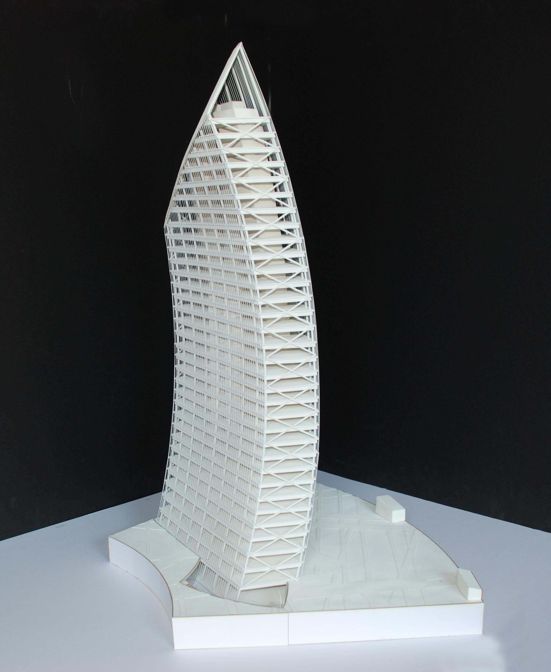 Zaha Hadid Buildings >> CityLife, PwC Tower - Libeskind