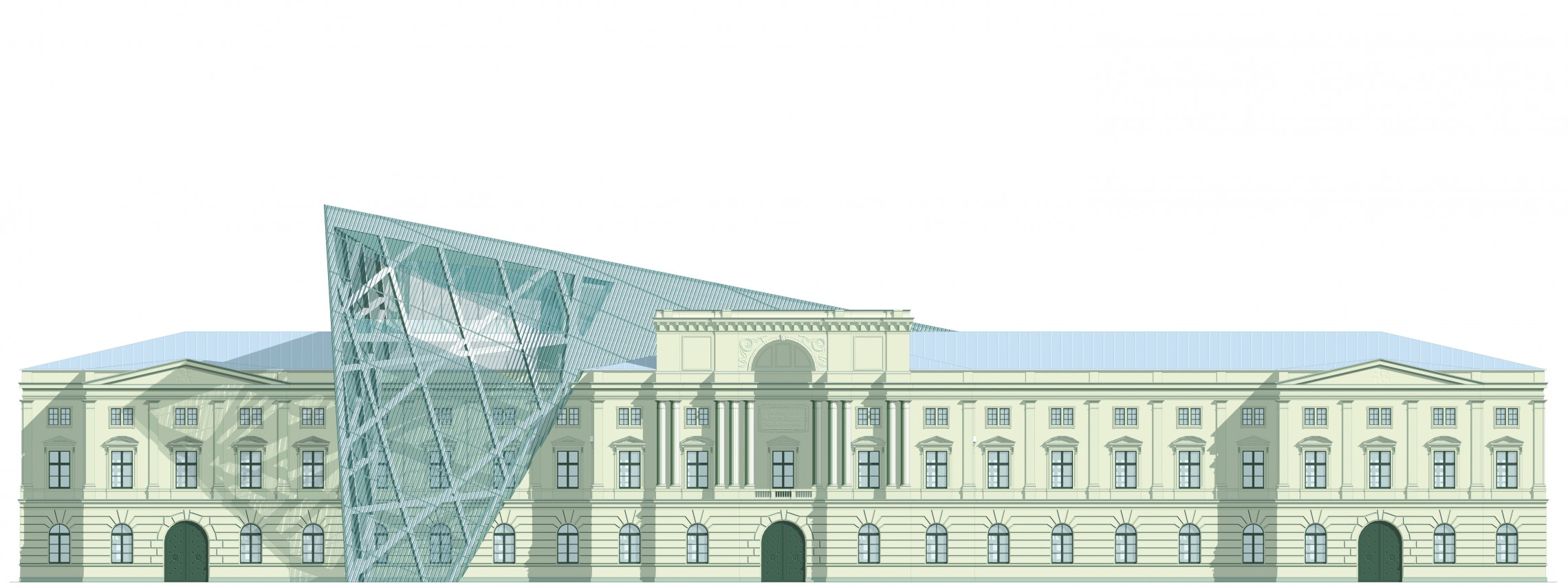 Military History Museum - Libeskind
