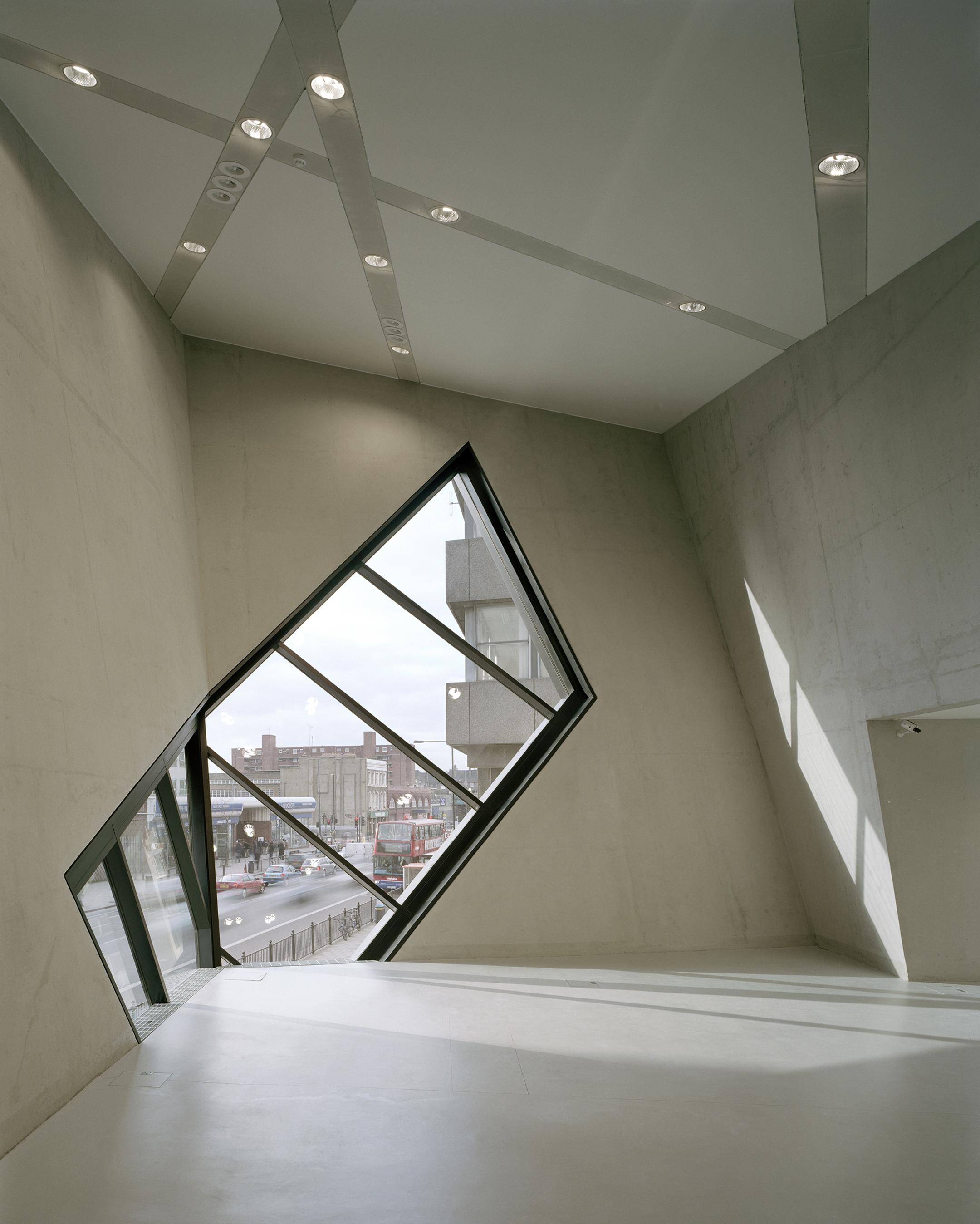 London Metropolitan University Graduate Centre Libeskind