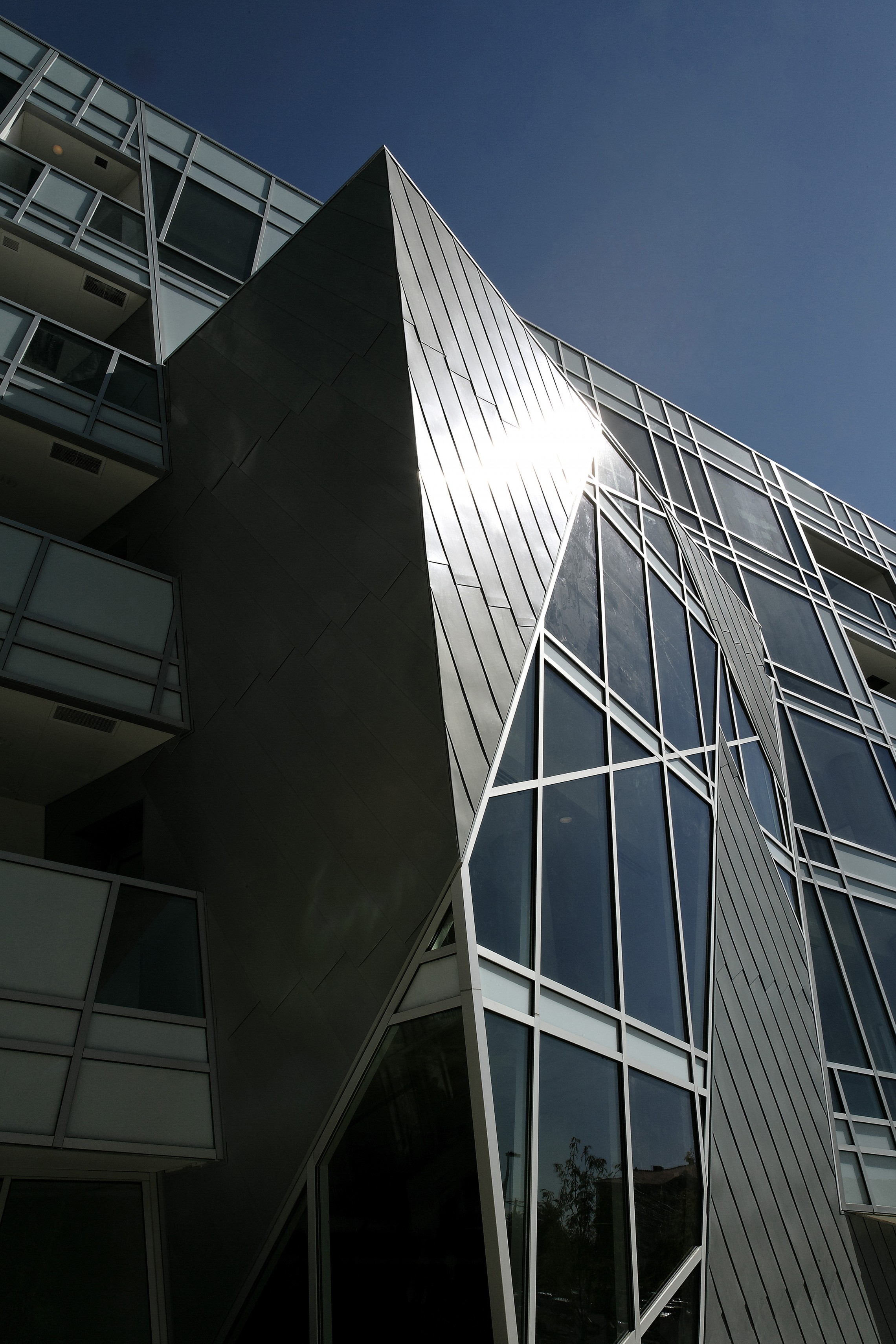 Denver Art Museum Residences Libeskind