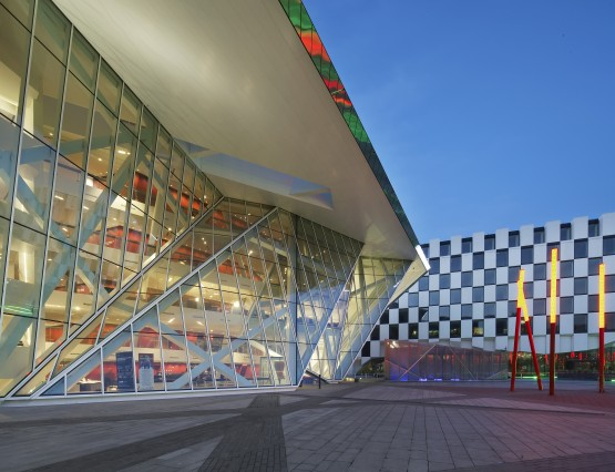 Bord Gáis Energy Theatre and Grand Canal Commercial Development
