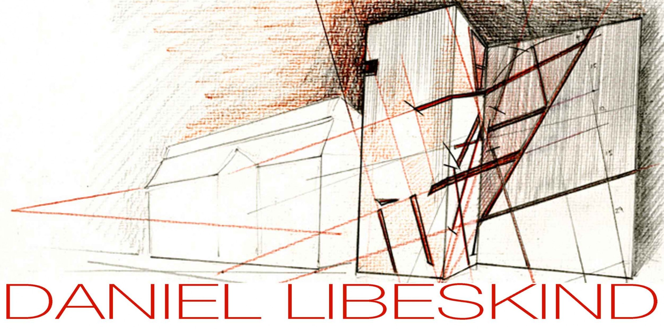 Exhibition of daniel libeskind s architectural drawings for Daniel libeskind architectural style