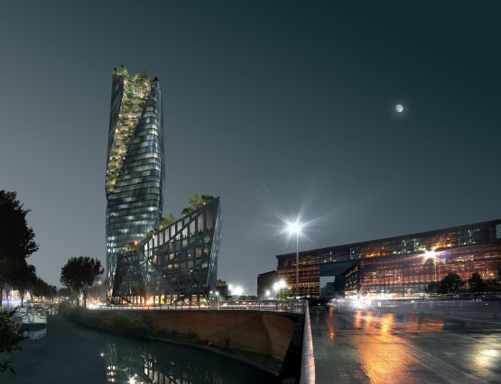 Occitanie Tower