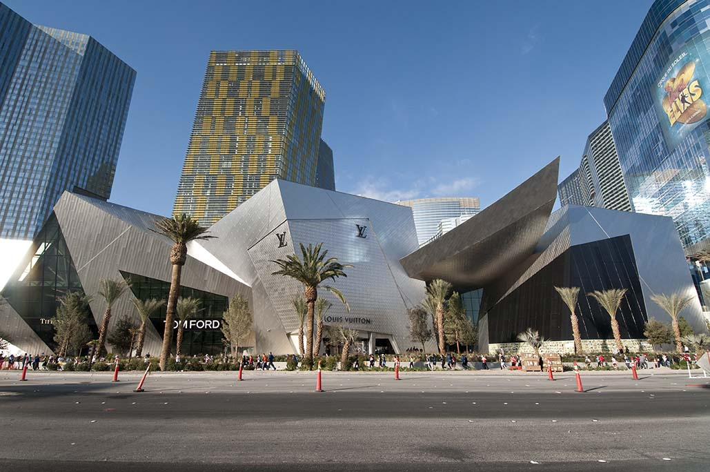 Crystals At Citycenter Libeskind
