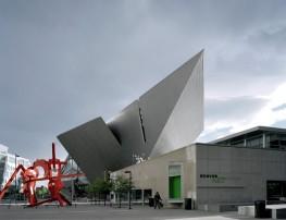 Extension to the Denver Art Museum, Frederic C. Hamilton Building