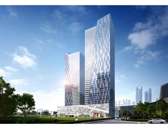 Lotte Mall Songdo & Officetel
