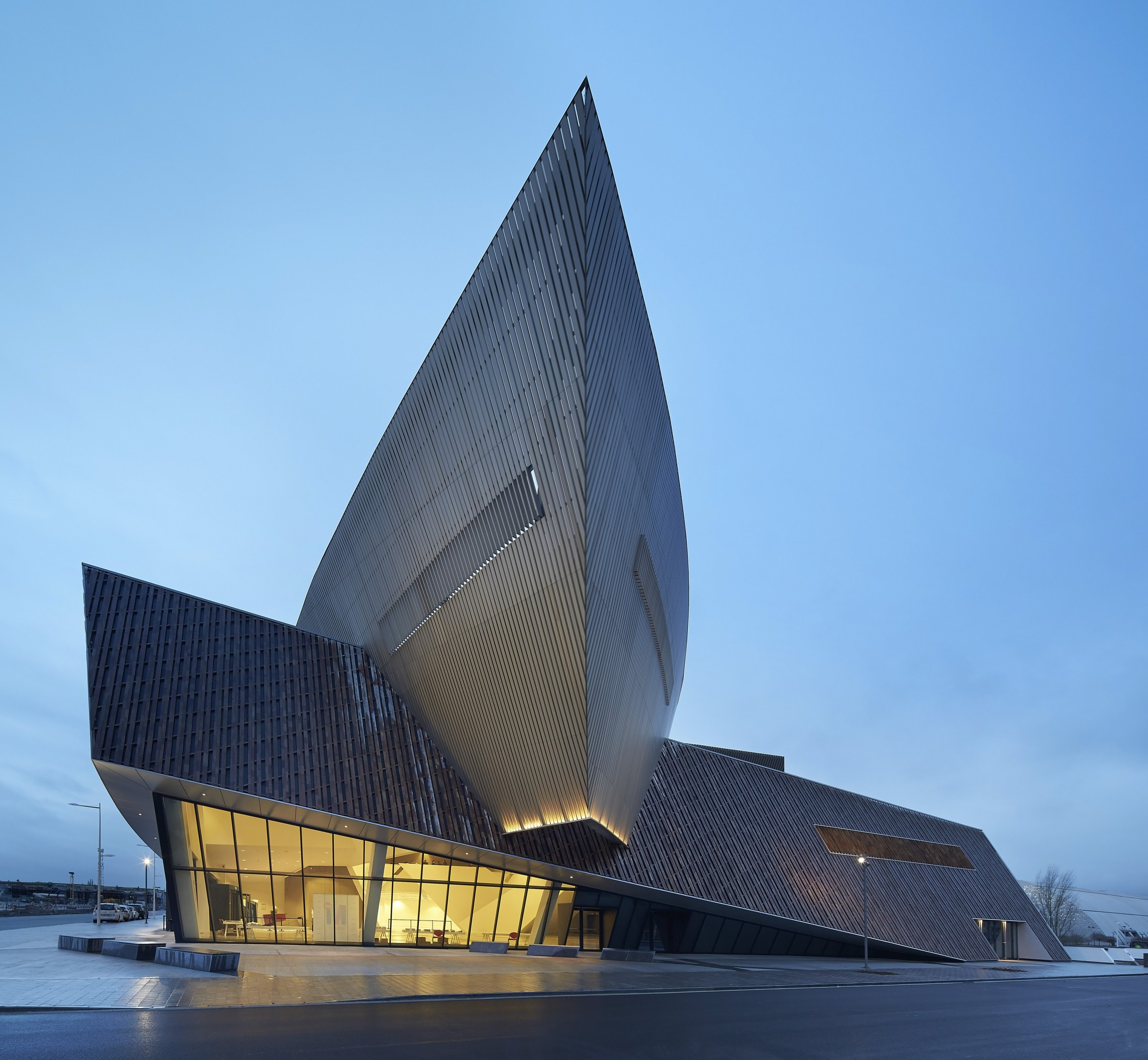 Royal Ontario Museum Floor Plan Centre De Congr 232 S 224 Mons Libeskind