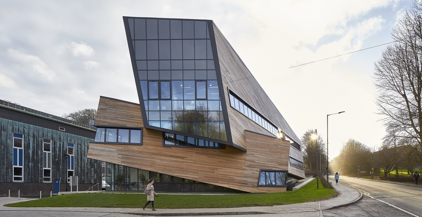Ogden center for fundamental physics at durham university for For architecture
