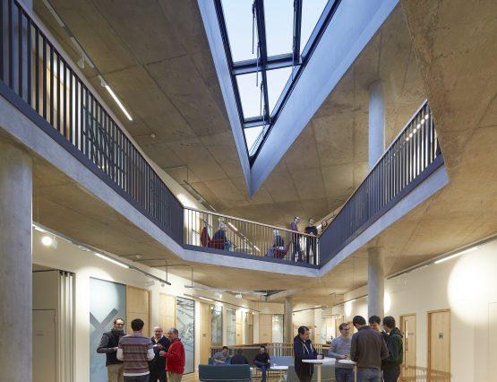 Ogden Center for Fundamental Physics at Durham University