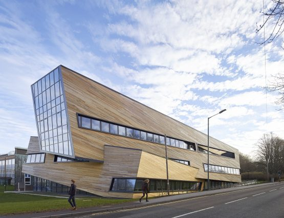 Ogden Center for Fundamental Physics at Durham University