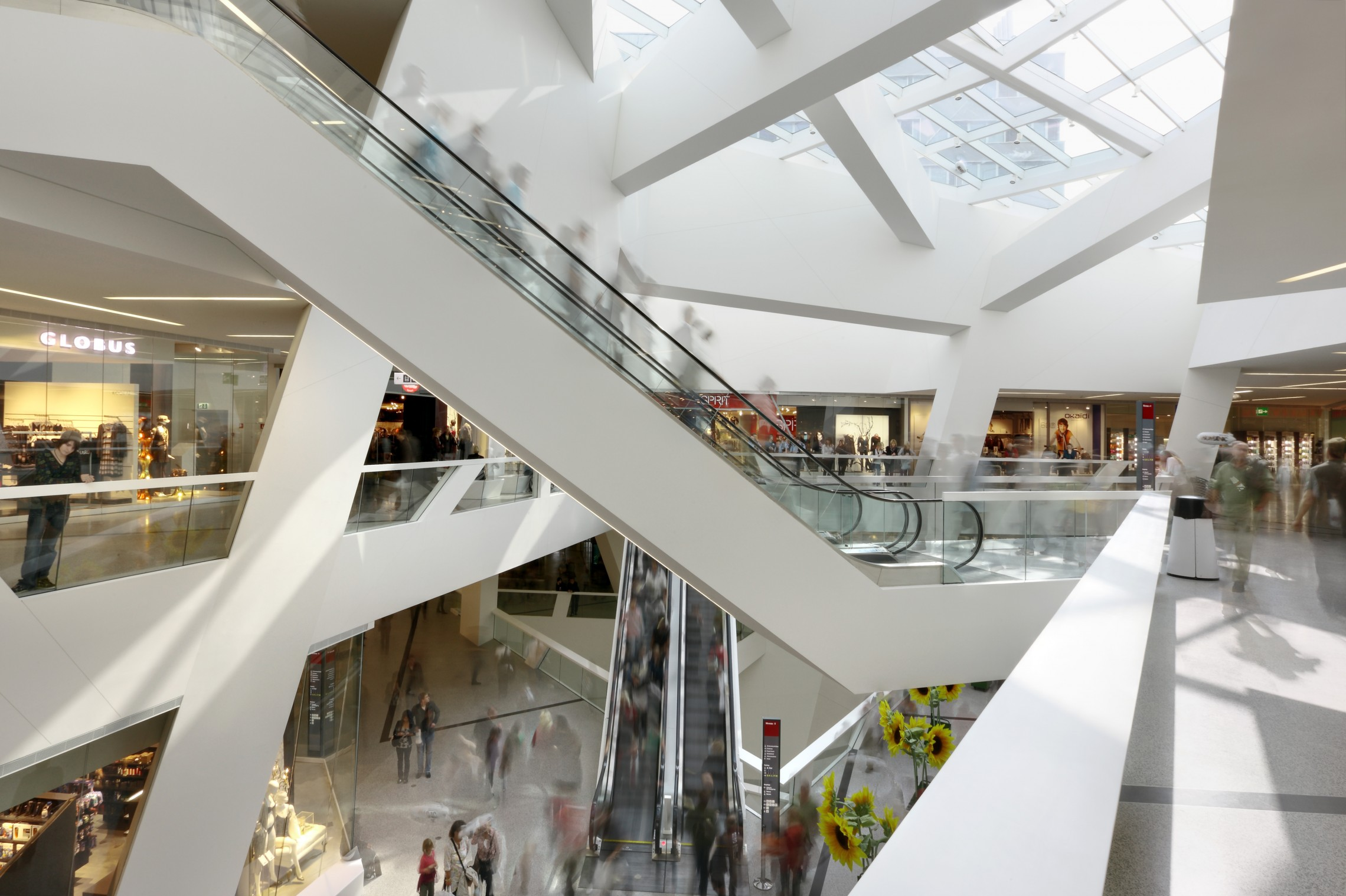 Westside Shopping And Leisure Centre Libeskind