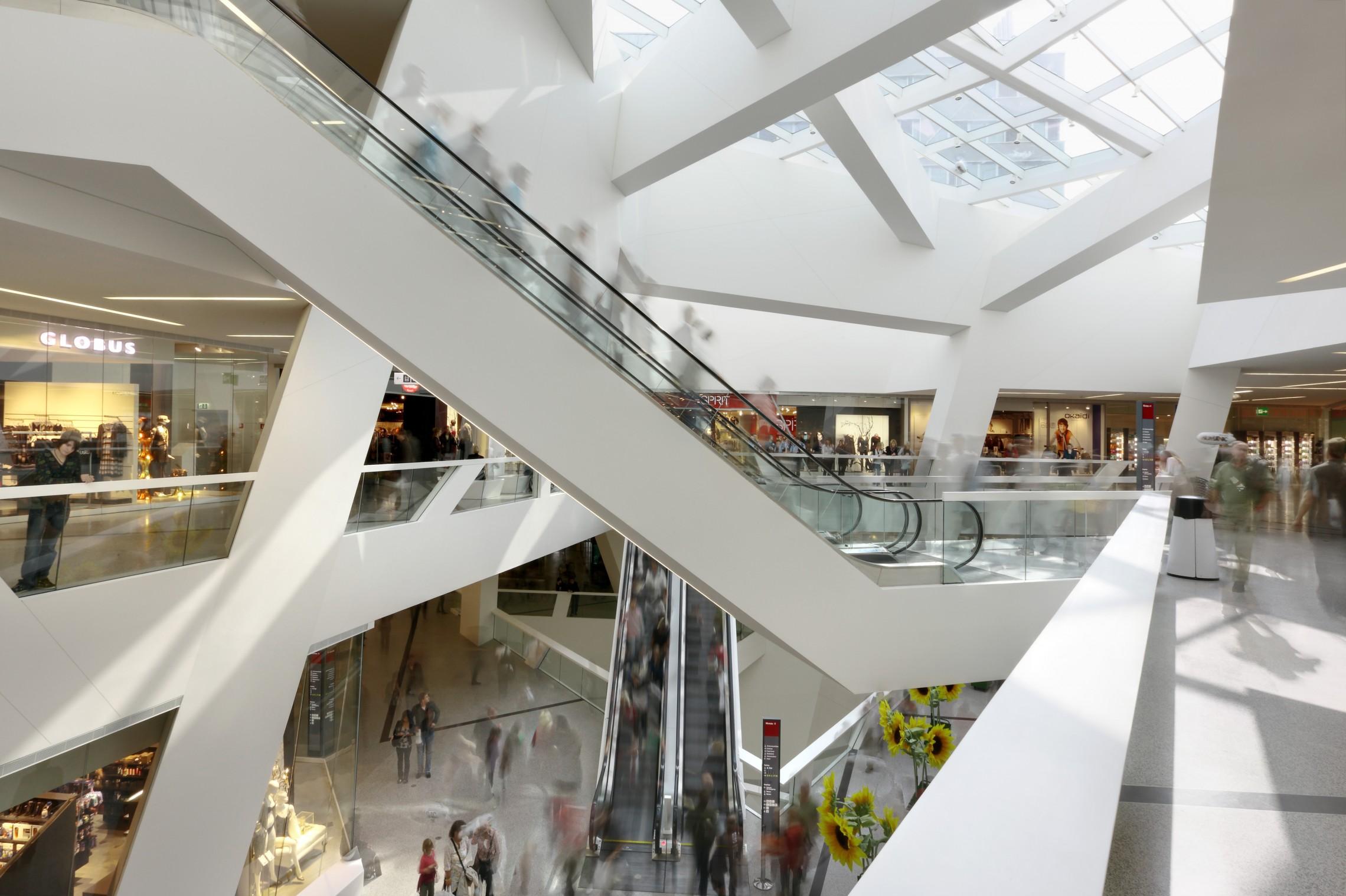 New York New York Las Vegas Floor Plan Westside Shopping And Leisure Centre Libeskind