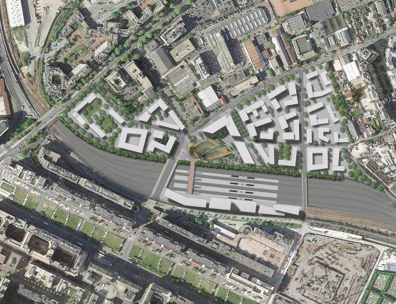 Gare Nanterre La Folie