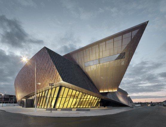 Centre De Congrès à Mons