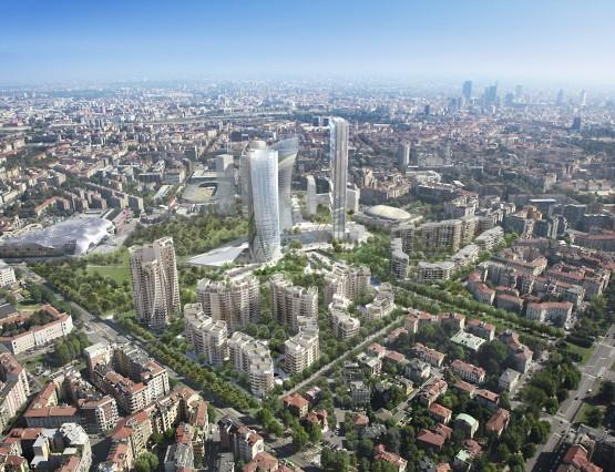 CityLife Master Plan